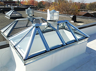 Ancestral Vented Skylight