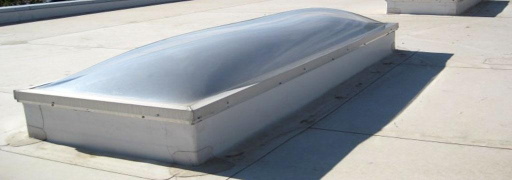 Tucker Skylights Amp Renovations Inc Acrylic Dome Skylights